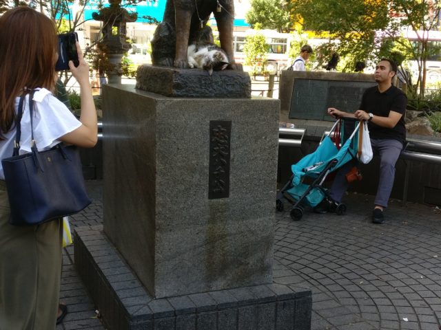 Unrelated Hachiko (This is now a TWEWY tour—)