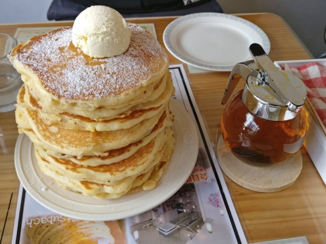 The pancake challenge ;;